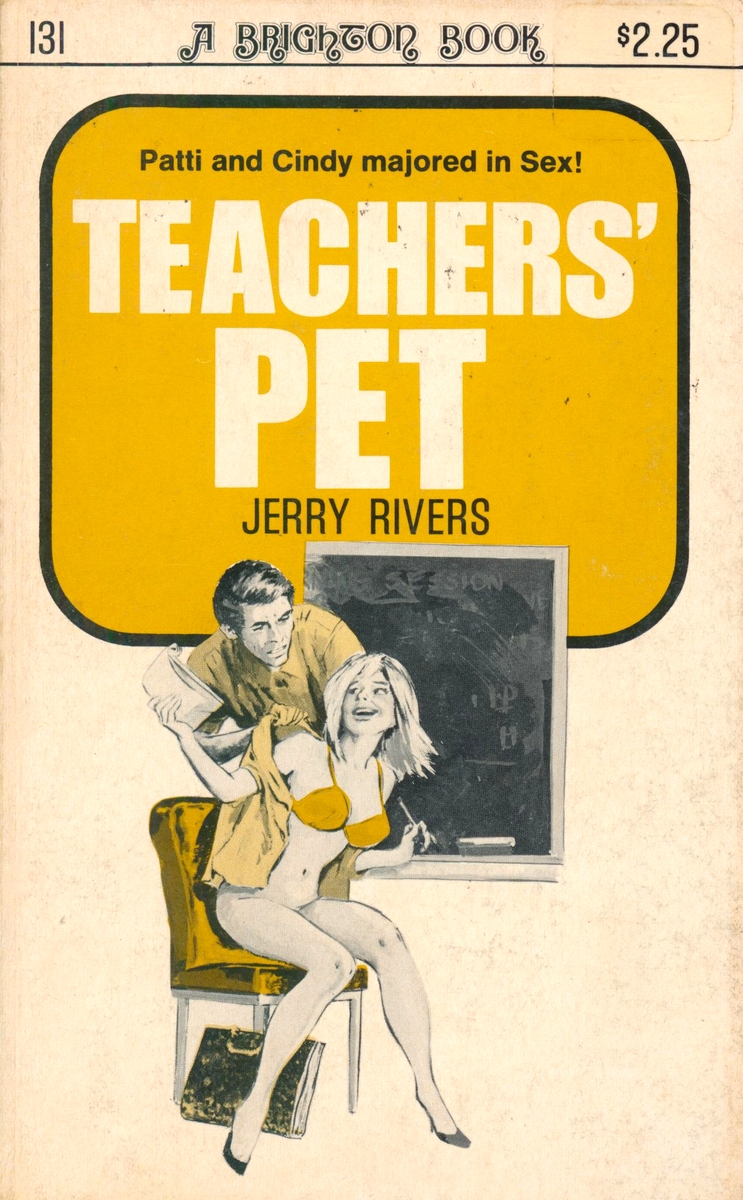 BB-131 Teachers' Pet by Jerry Rivers (EB)