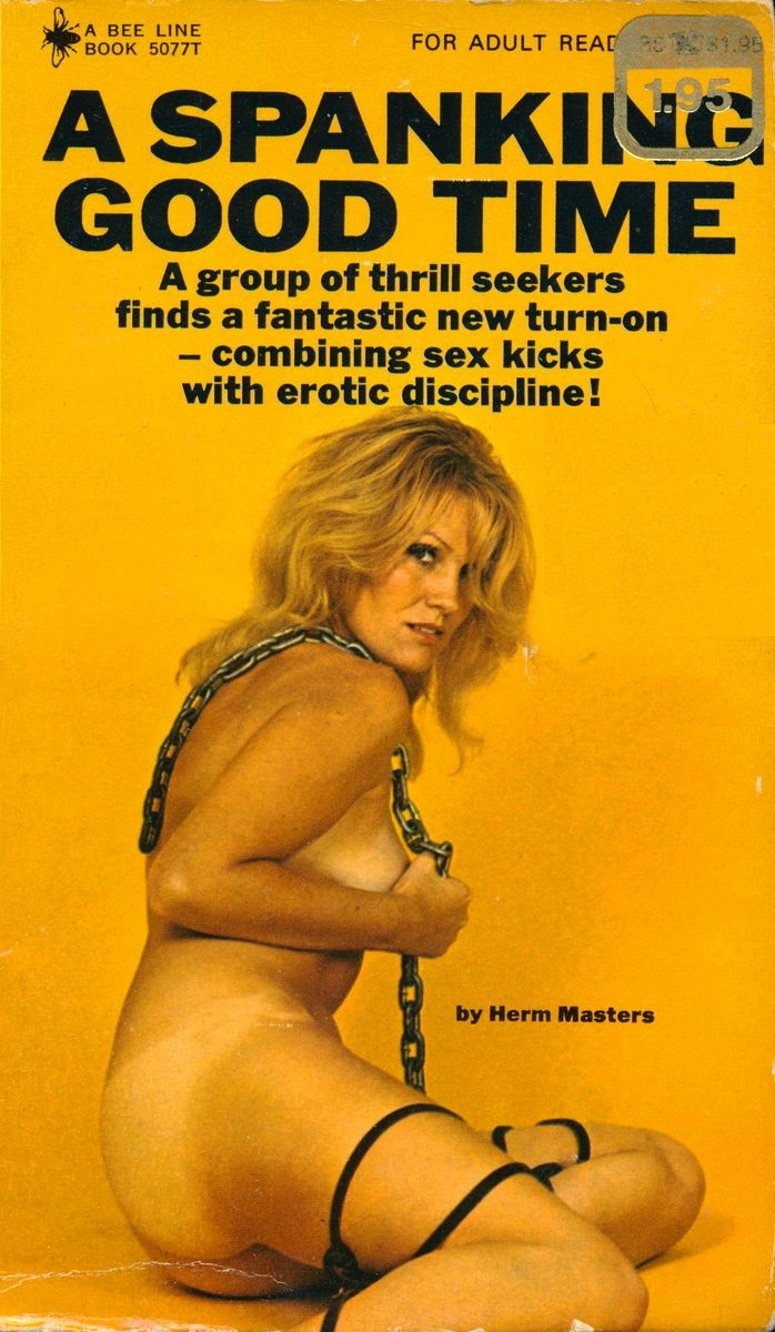 BEE-5077-T A Spanking Good Time by Herm Masters (EB)