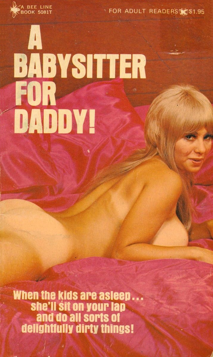 BEE-5081-T A Babysitter For Daddy! by Paul Fillmore (EB)
