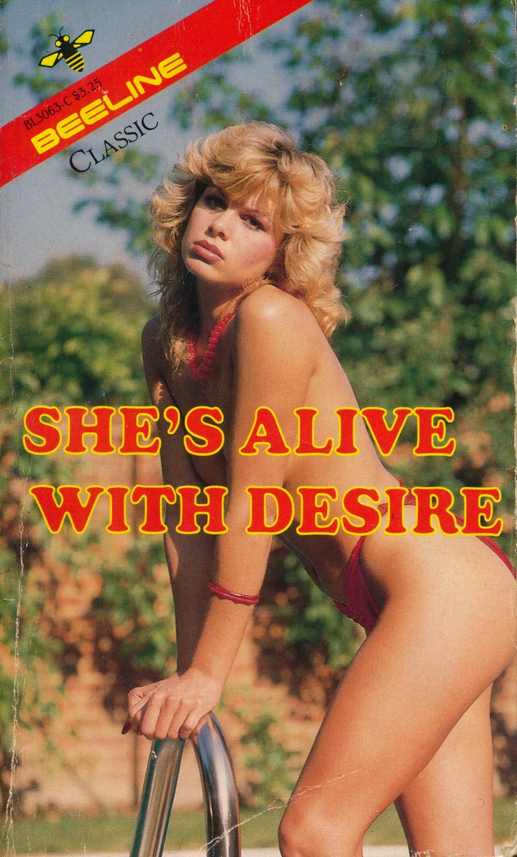 BEE-BL-3063 She's Alive With Desire by W.R. Smith (EB)