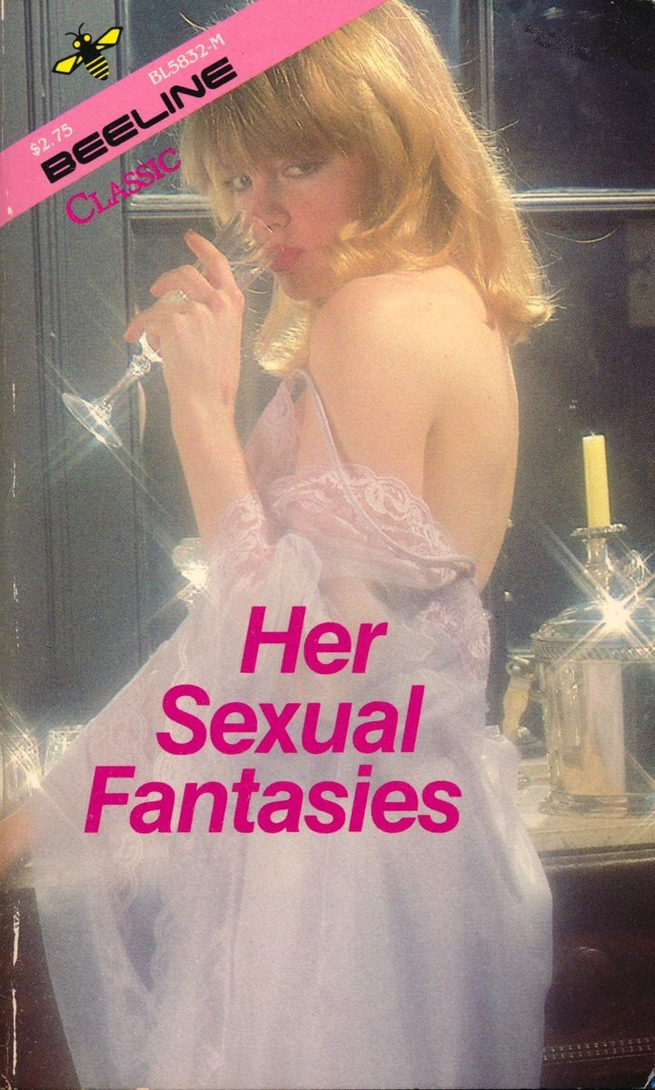 BEE-BL-5832-M Her Sexual Fantasies by April Palmeri (EB)