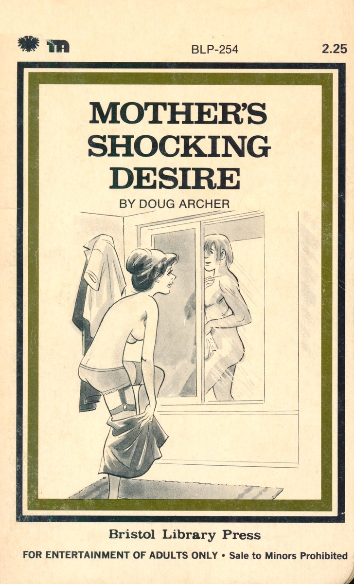 BLP-254 Mother's Shocking Desire by Doug Archer (EB)