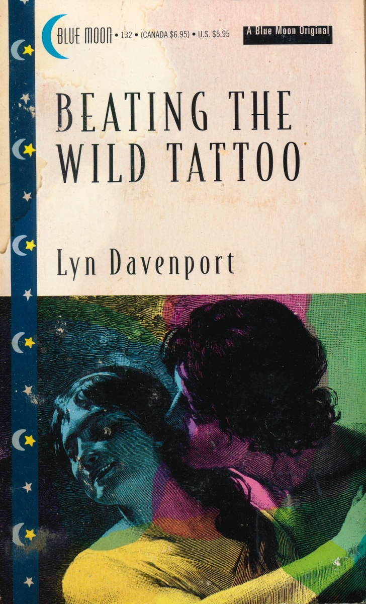 BM-132 Beating The Wild Tattoo by Lyn Davenport (EB)
