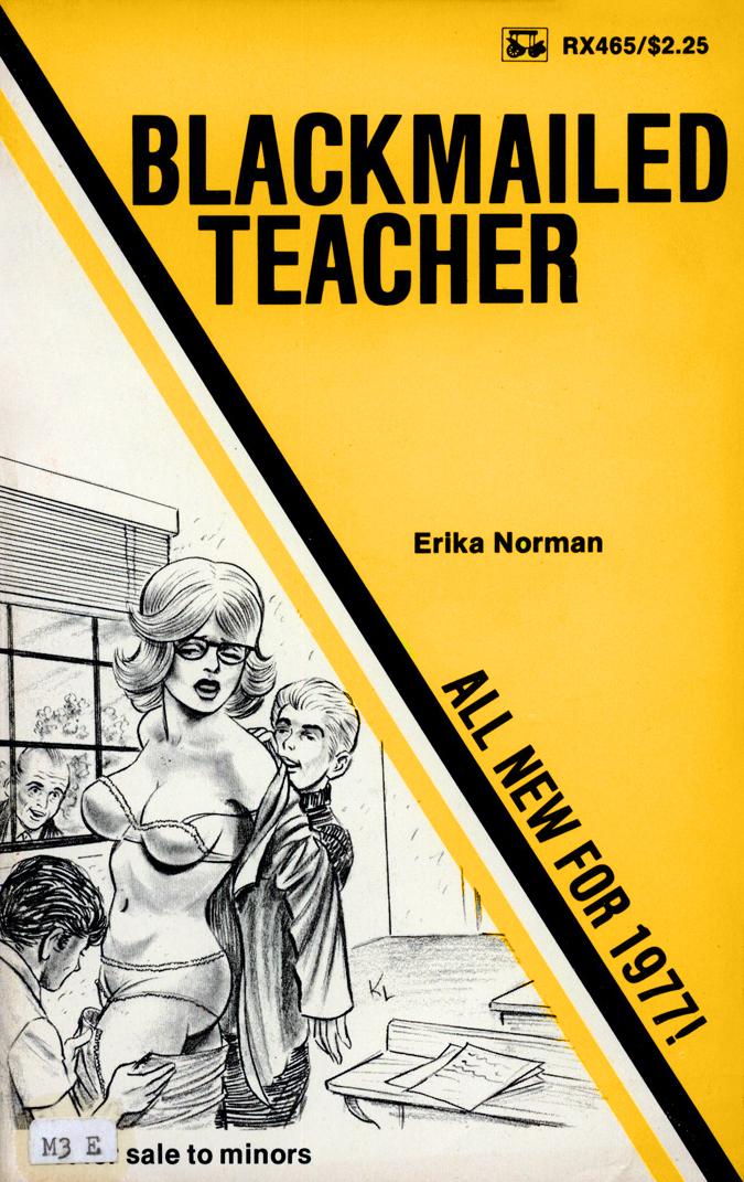 SC-098 Fun After School by Erika Norman (EB)   Triple X Books